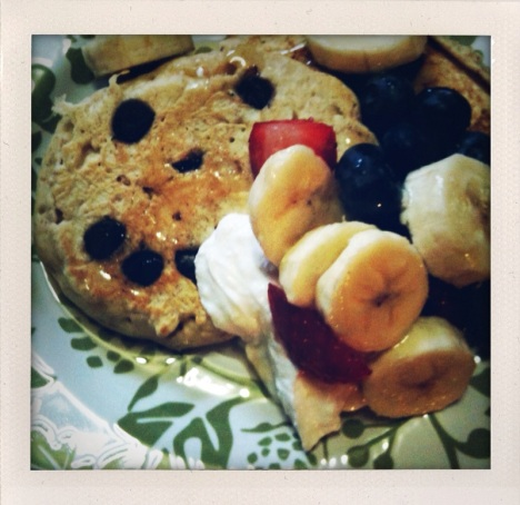 Pancake Parfait