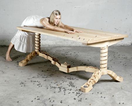Marbelous table - shot by laura klappe