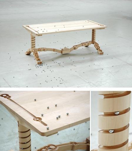 Marbelous Table details
